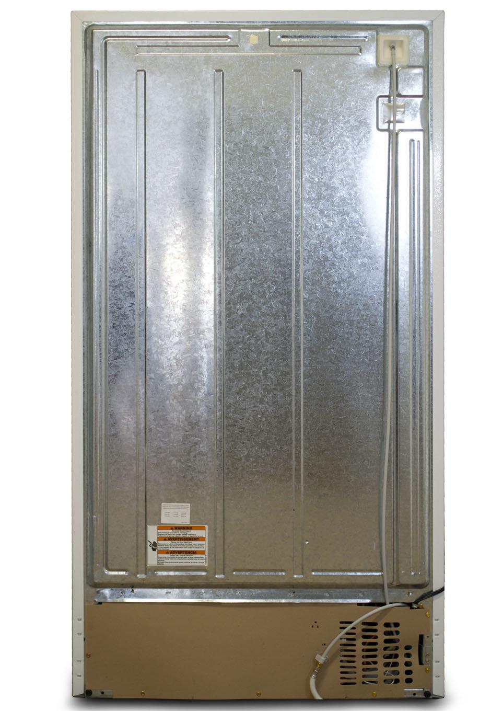 How To Level A Kenmore Refrigerator Kenmore 50022 Side By Side Refrigerator Review Reviewedcom