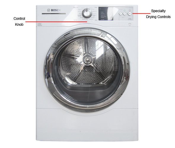 Bosch Dryer bosch wtvc5330us dryer review - reviewed laundry