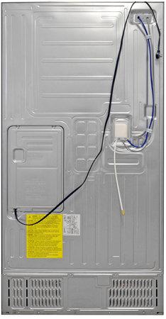Samsung Rf32fmqdbsr Refrigerator Review Reviewed Com