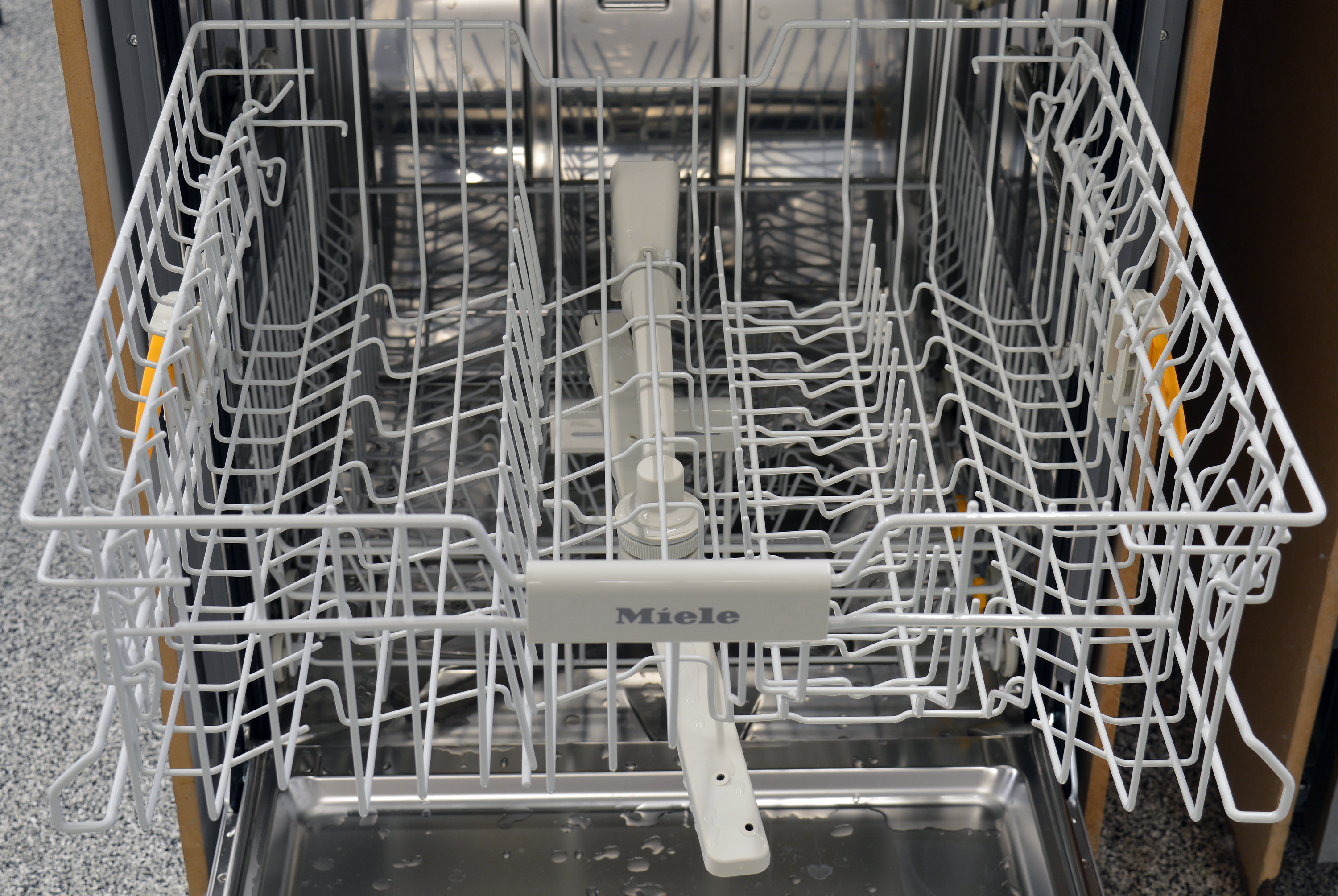 Miele G4925SCU top rack