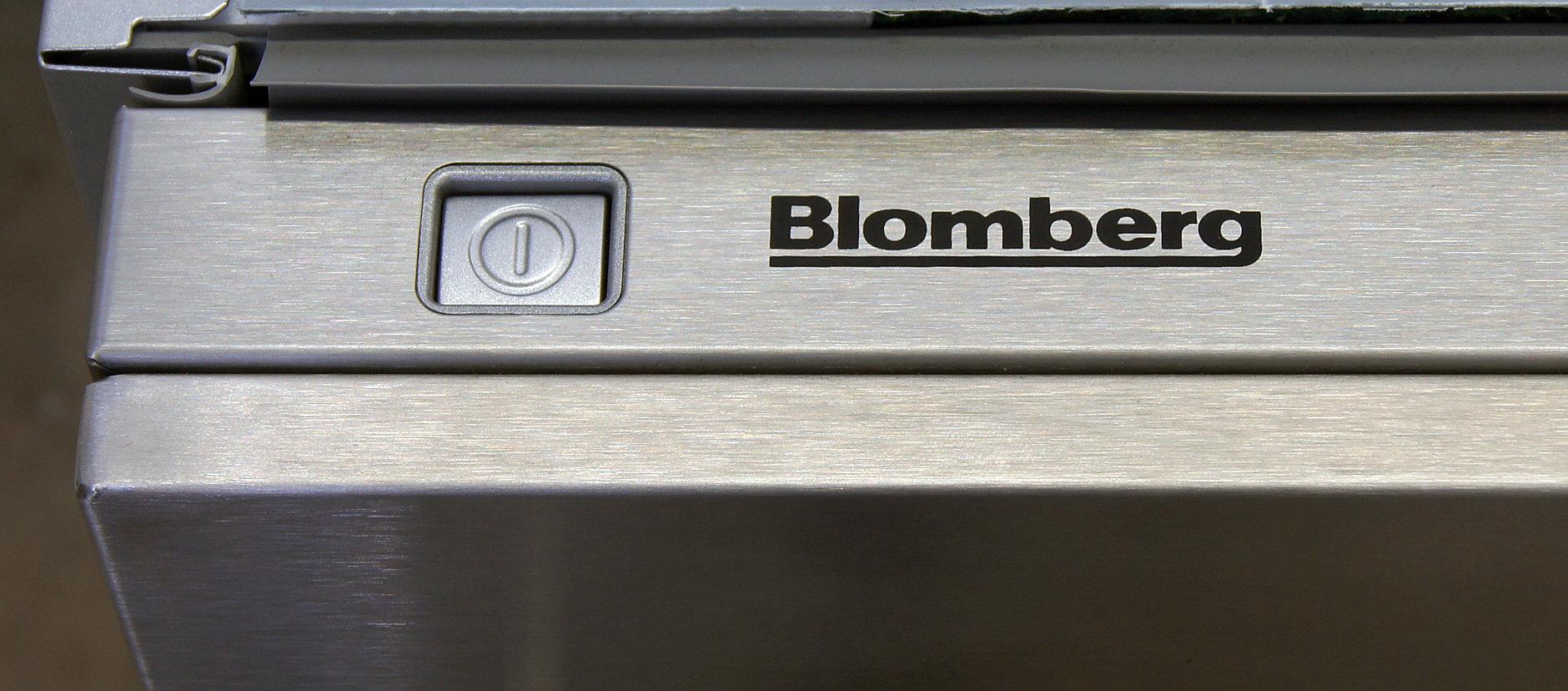 Blomberg DWT57500SS power button