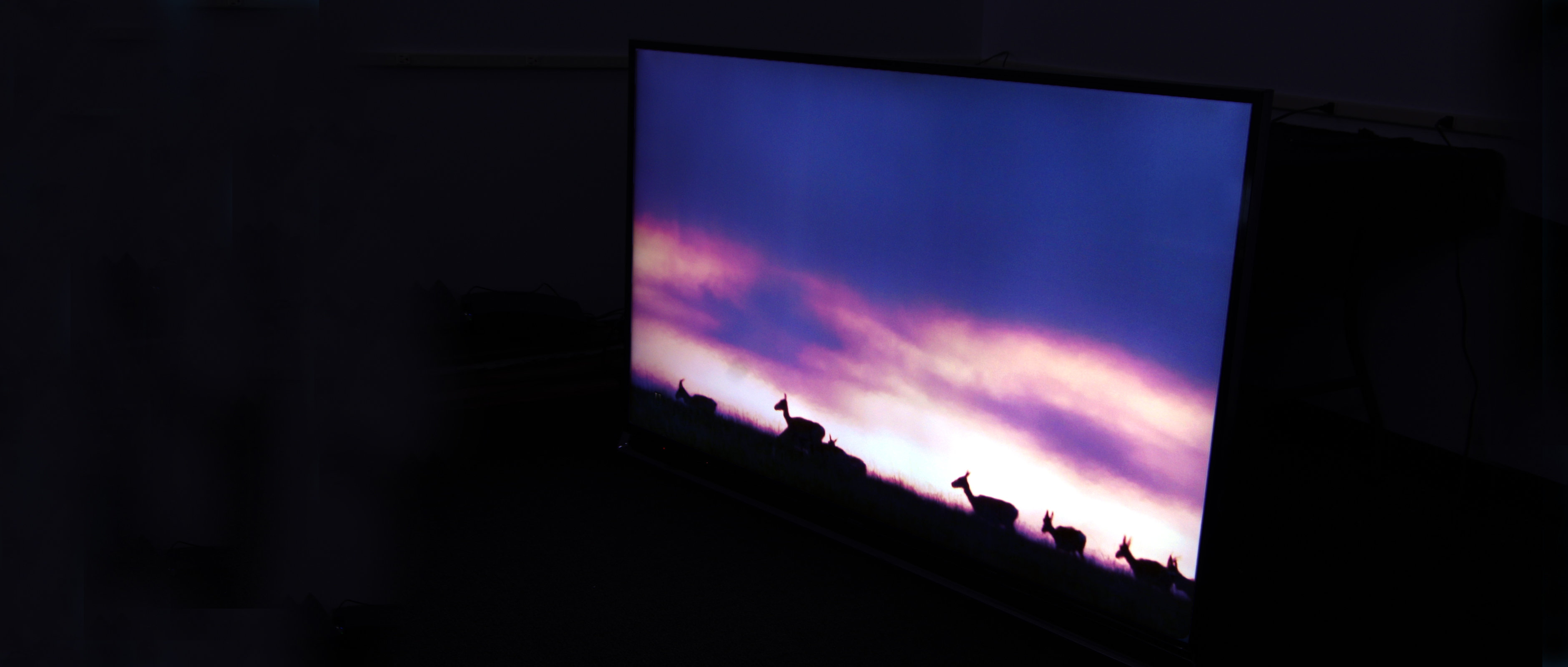 The Panasonic TC-65AX800U 4K LED LCD TV