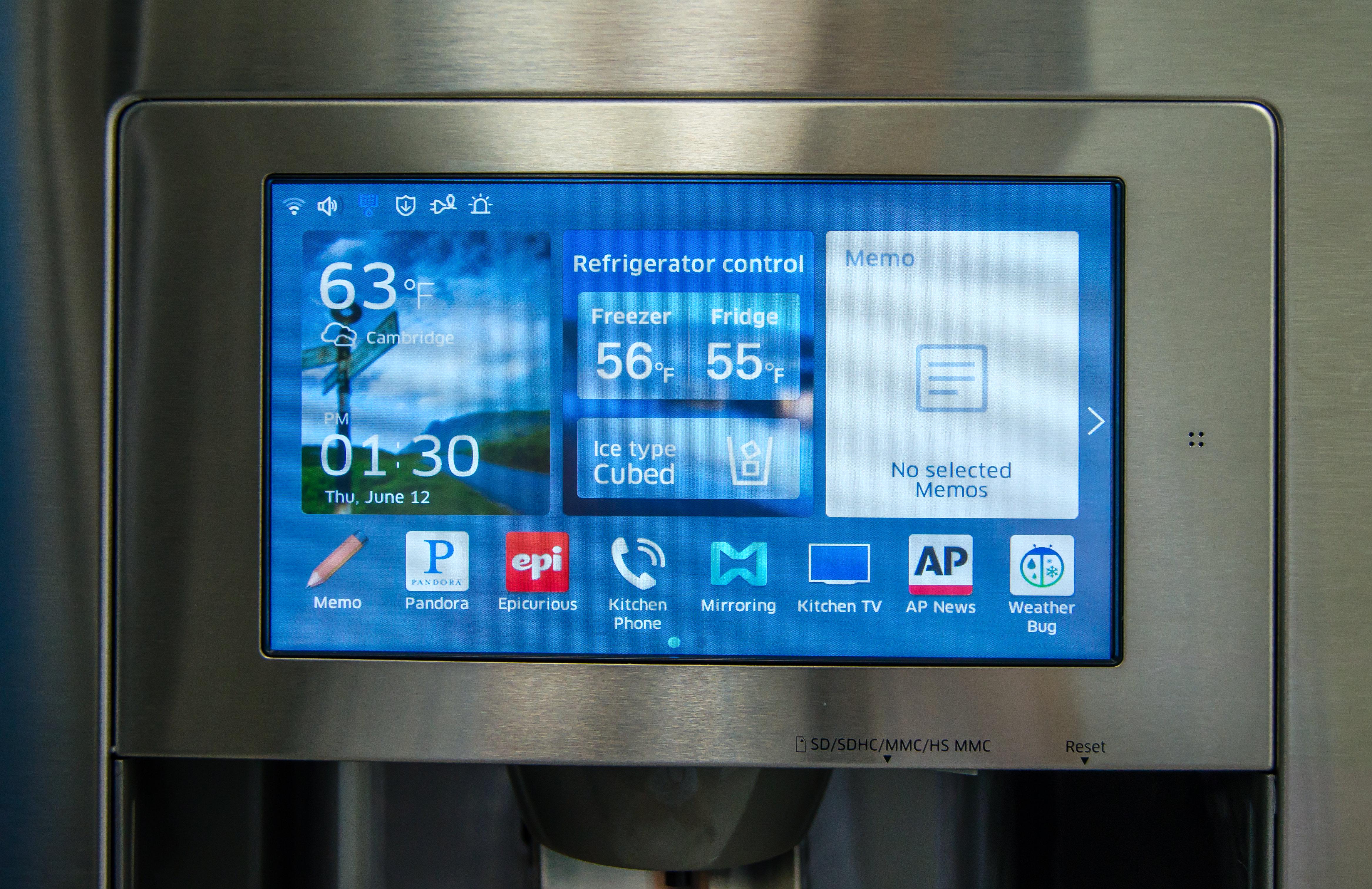 Samsung Rf28hmelbsr Smart Refrigerator Review Reviewed