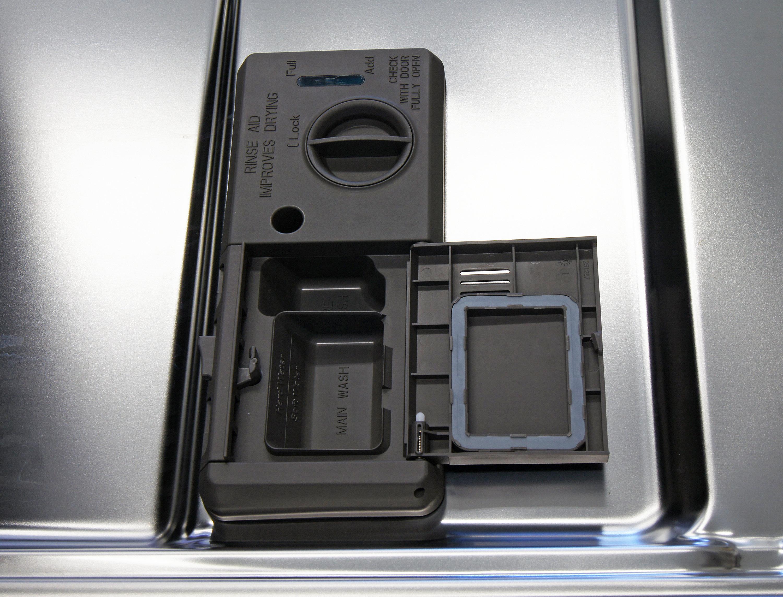 Kitchenaid Dishwasher Detergent Dispenser