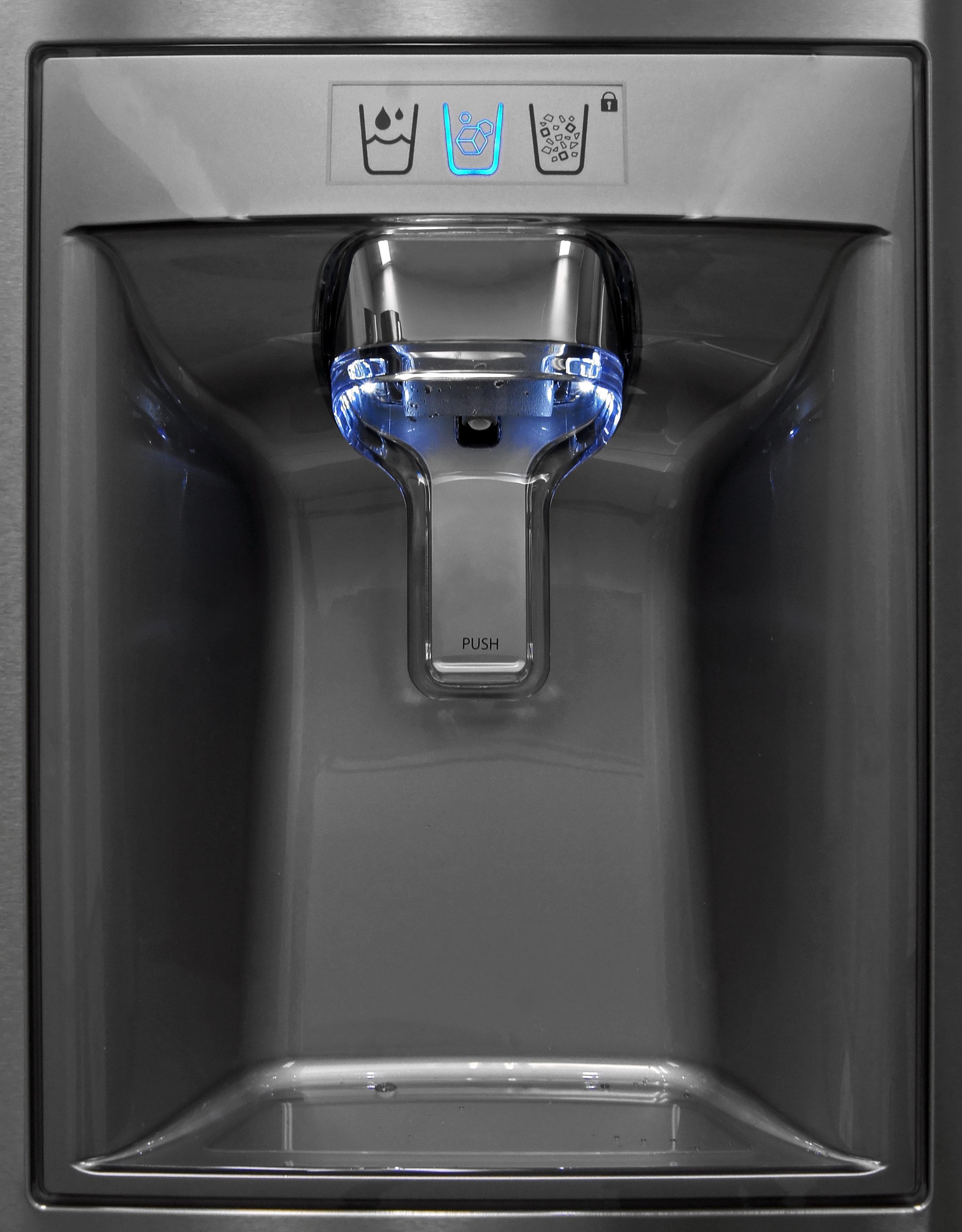 How To Level A Kenmore Refrigerator Kenmore Elite 74033 Refrigerator Review Reviewedcom Refrigerators