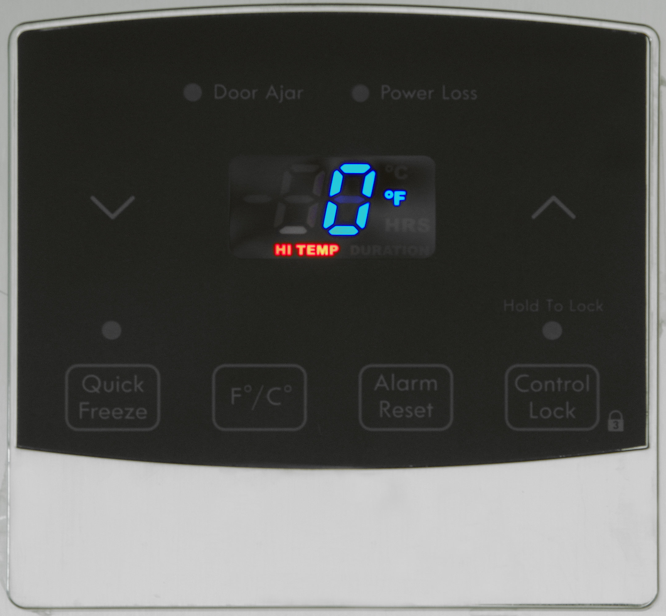 As a higher-end product, the Kenmore Elite 28093 uses a degree-based thermostat.