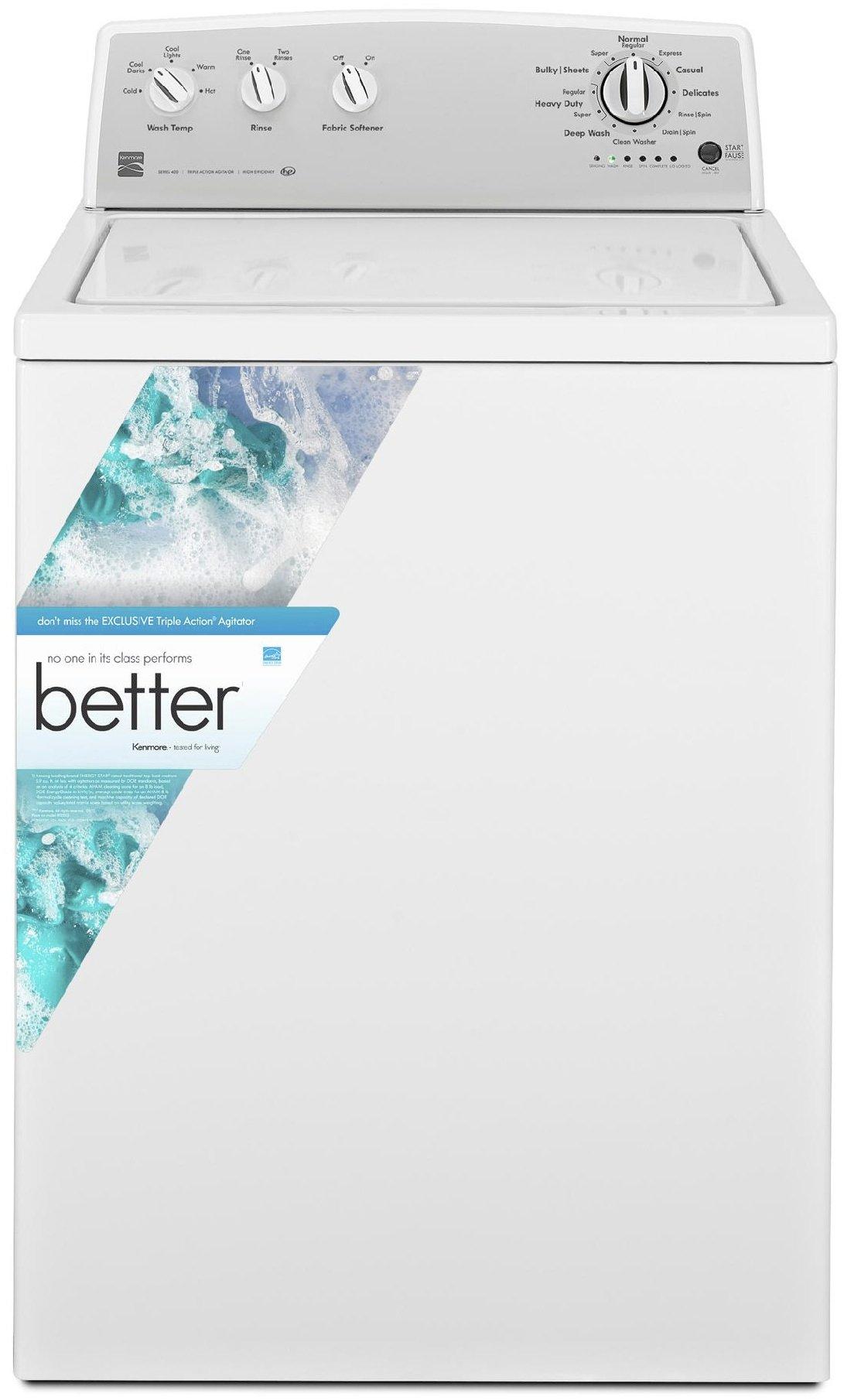 Kenmore 22102 Top-Load Washing Machine