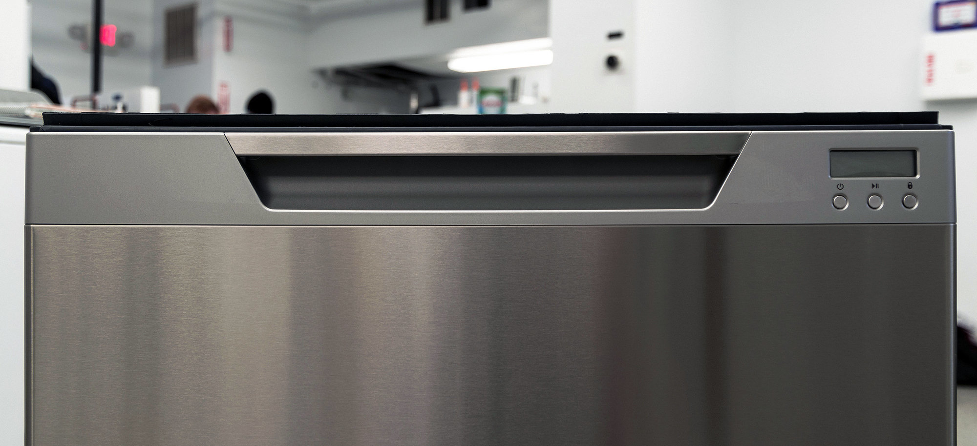 The DD24DCHTX7's unmistakable drawer design is unlike anything we have ever seen.