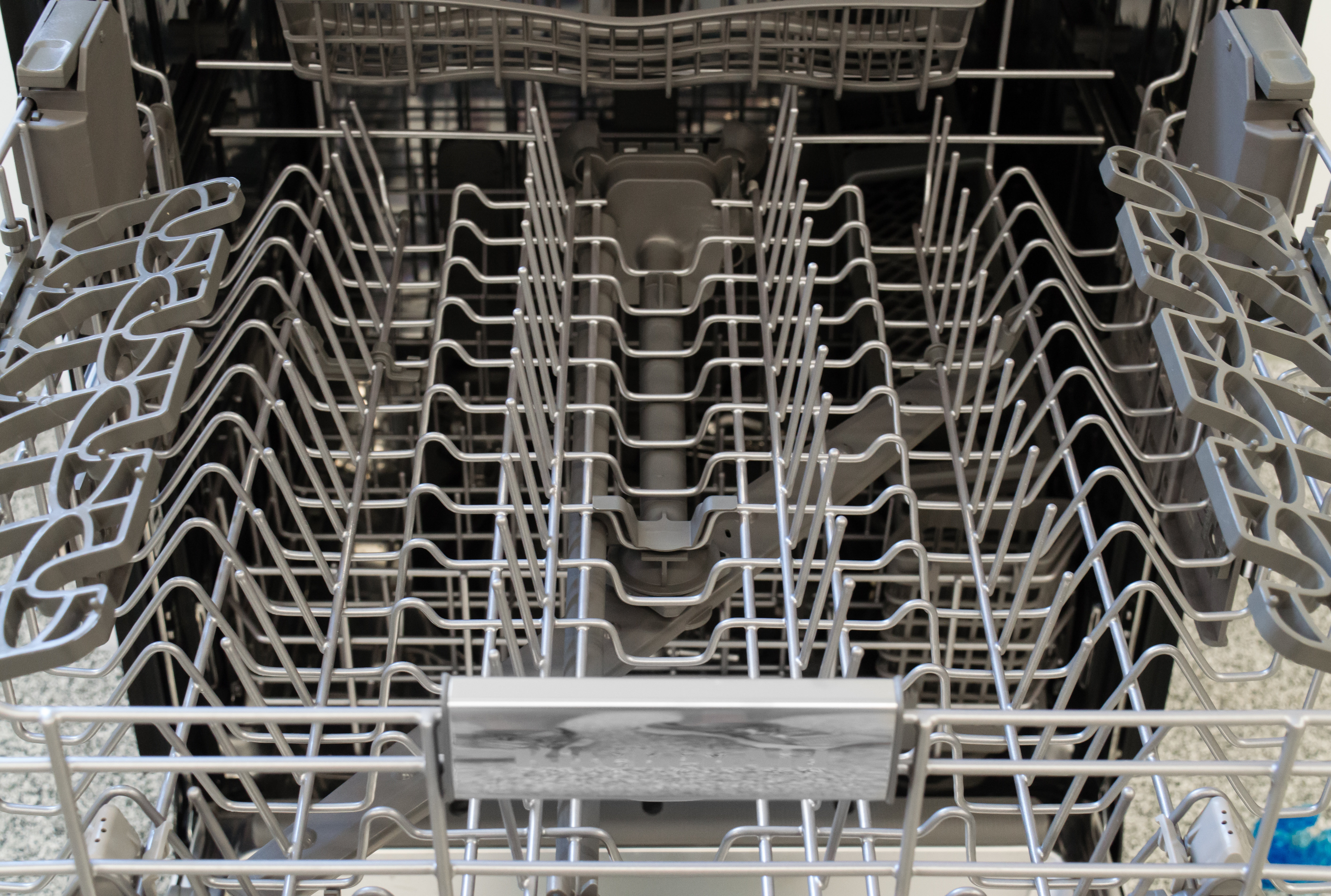 KitchenAid KDTM384ESS Dishwasher Review - Reviewed.com Dishwashers