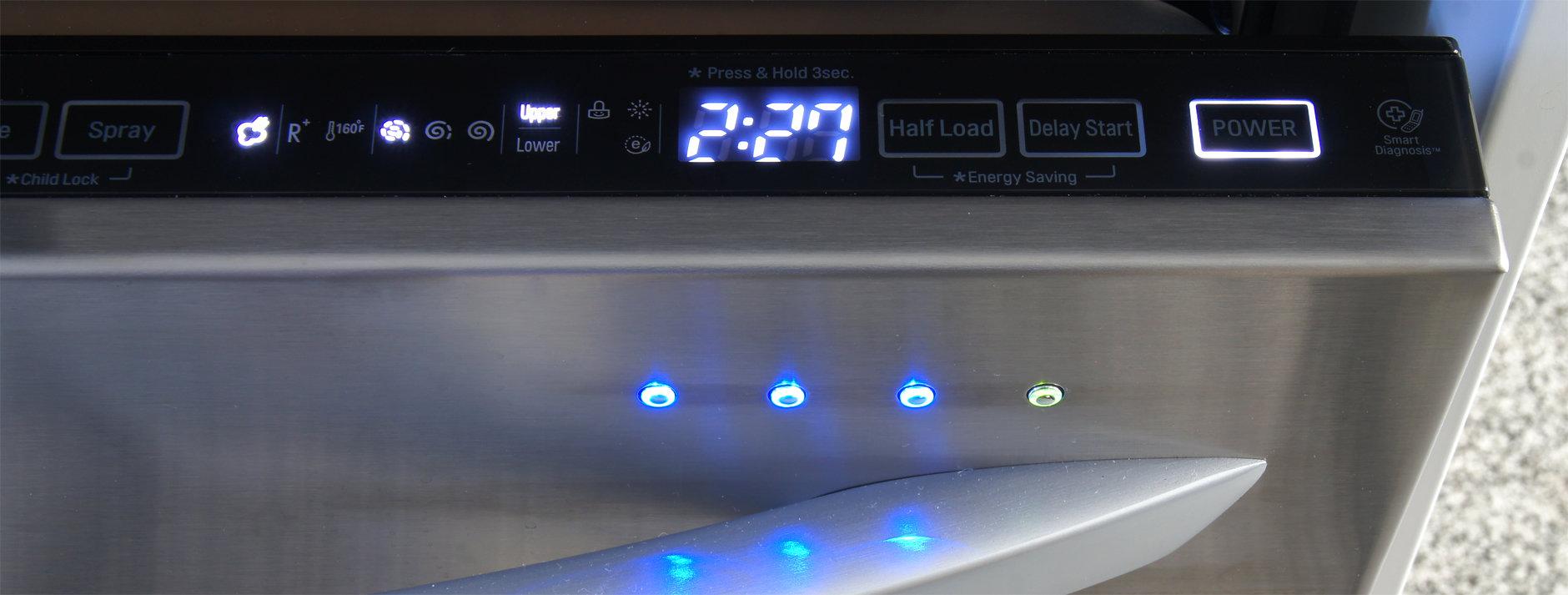 LG LDF8874ST LEDs