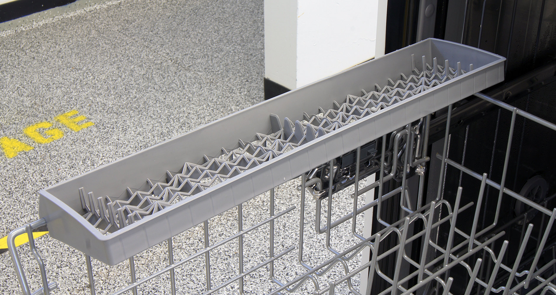 Bosch SHS5AV55UC silverware tray