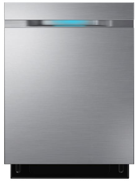 Samsung DW80H9930US Stainless Steel Top Control Dishwasher with WaterWall Technology