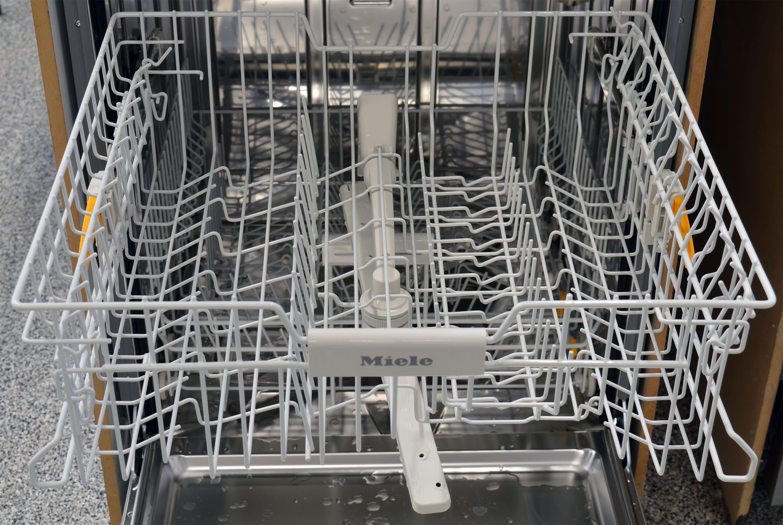 Miele G4925SCU top rack