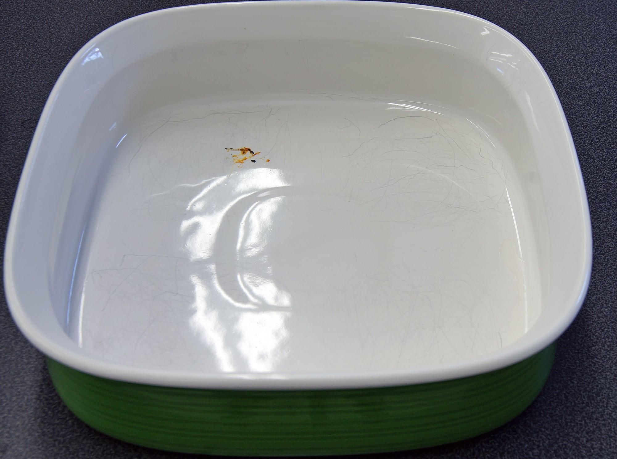 Whirlpool WDF530PAYM lasagna stain