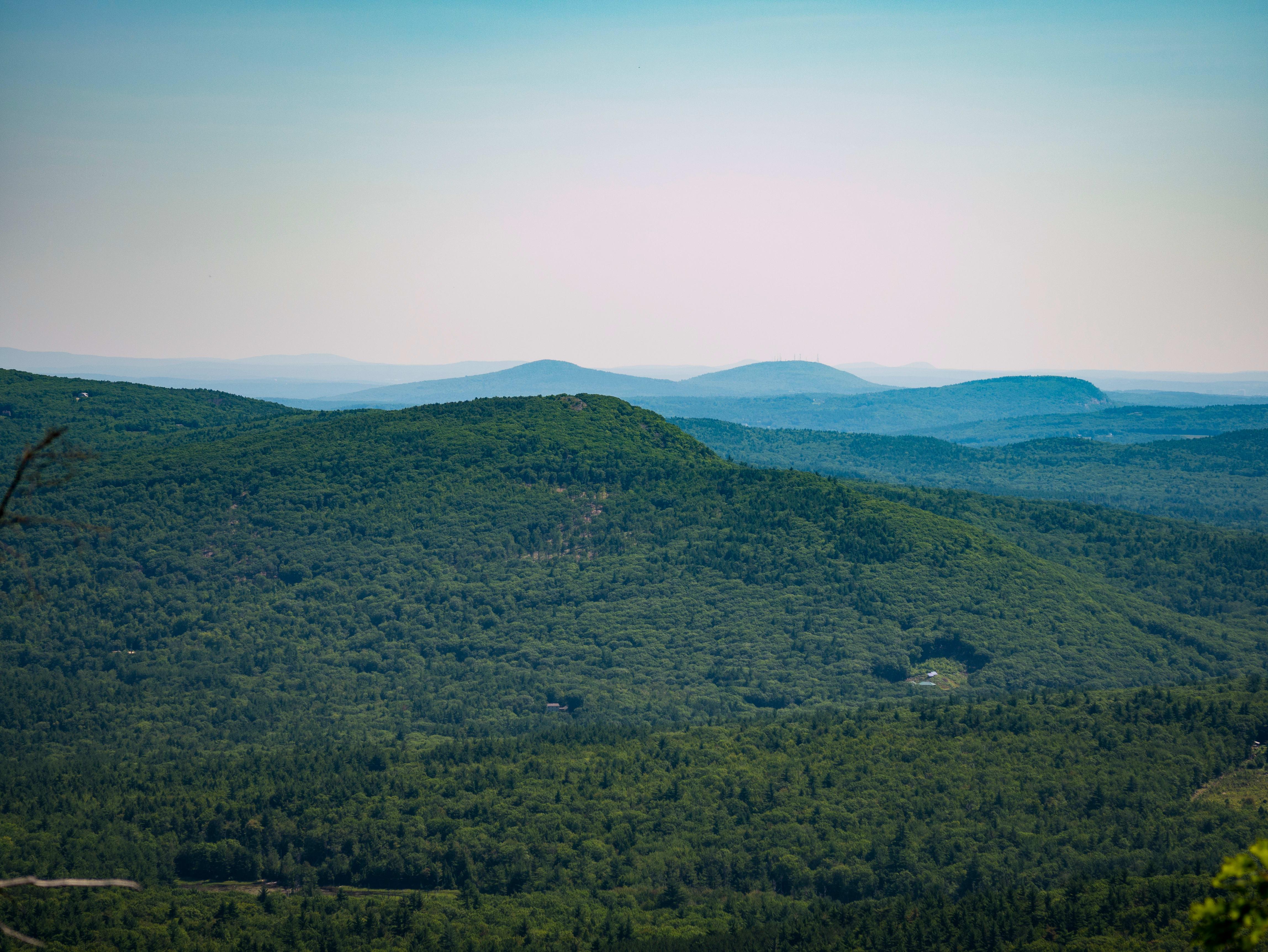 A photo taken by the Panasonic Lumix G7 of landscape.