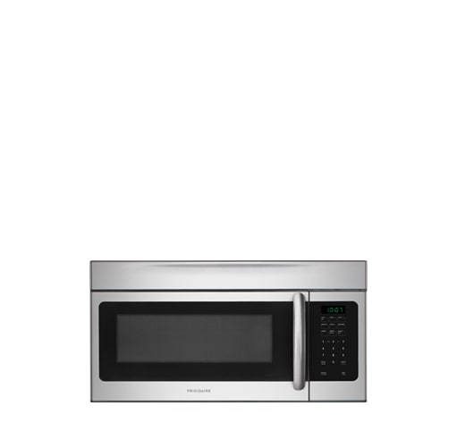 Frigidaire FFMV164LS 1.6 Cubic Feet Stainless Steel Over-The-Range Microwave