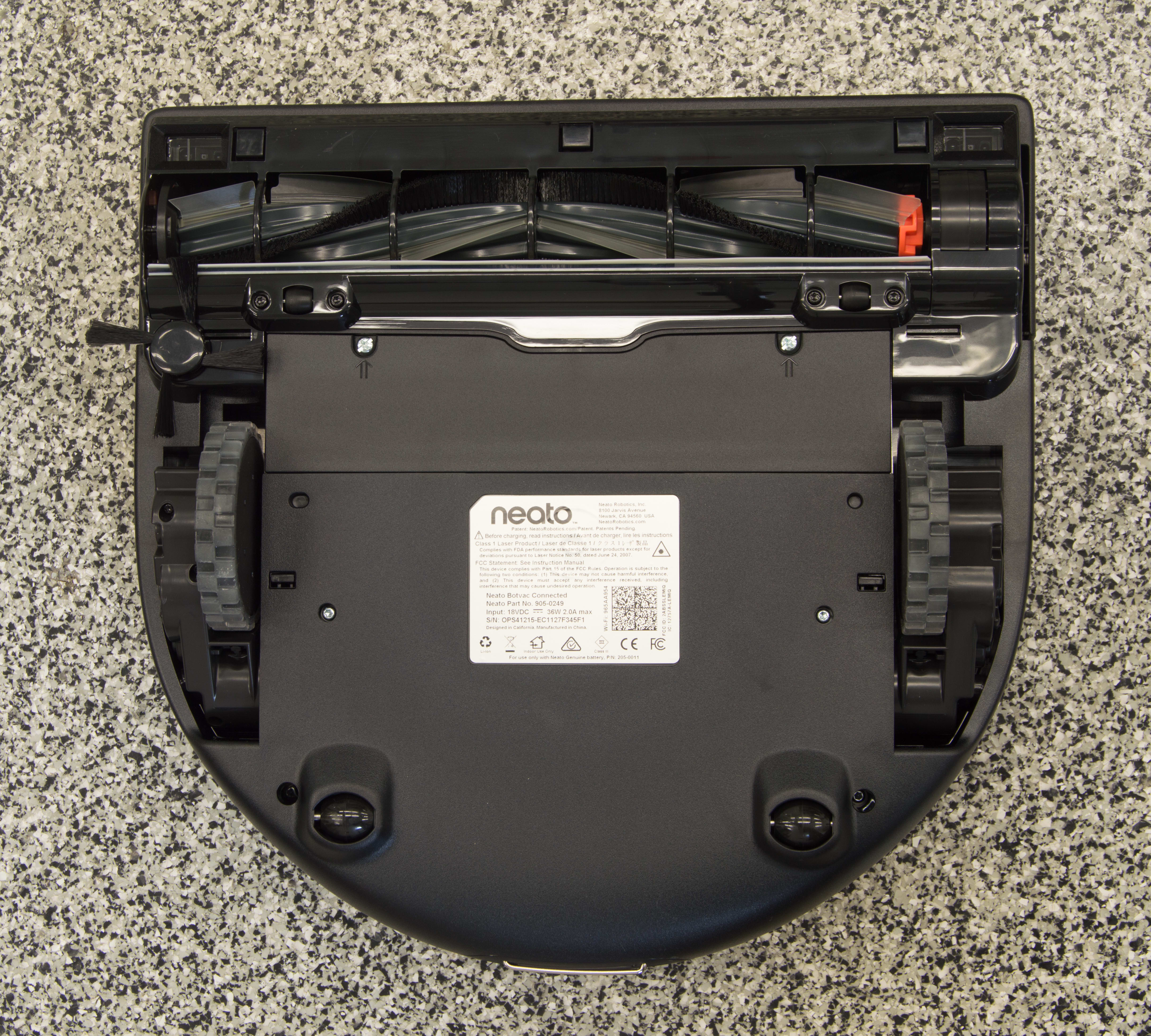 Neato Botvac Connected Robot Vacuum Review Reviewed Com