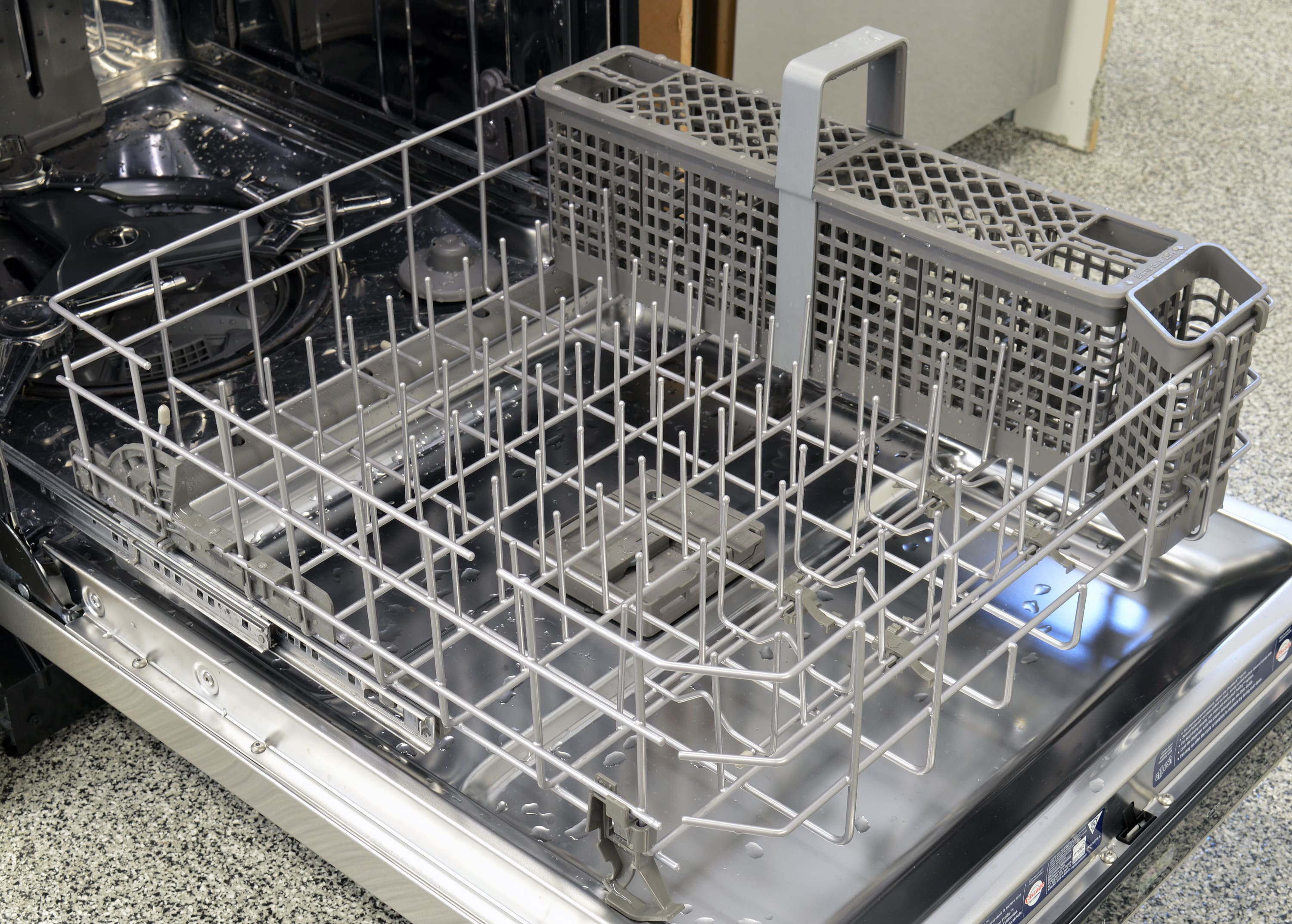Kitchenaid Dishwasher Racks - Kitchen Appliances Tips And Review