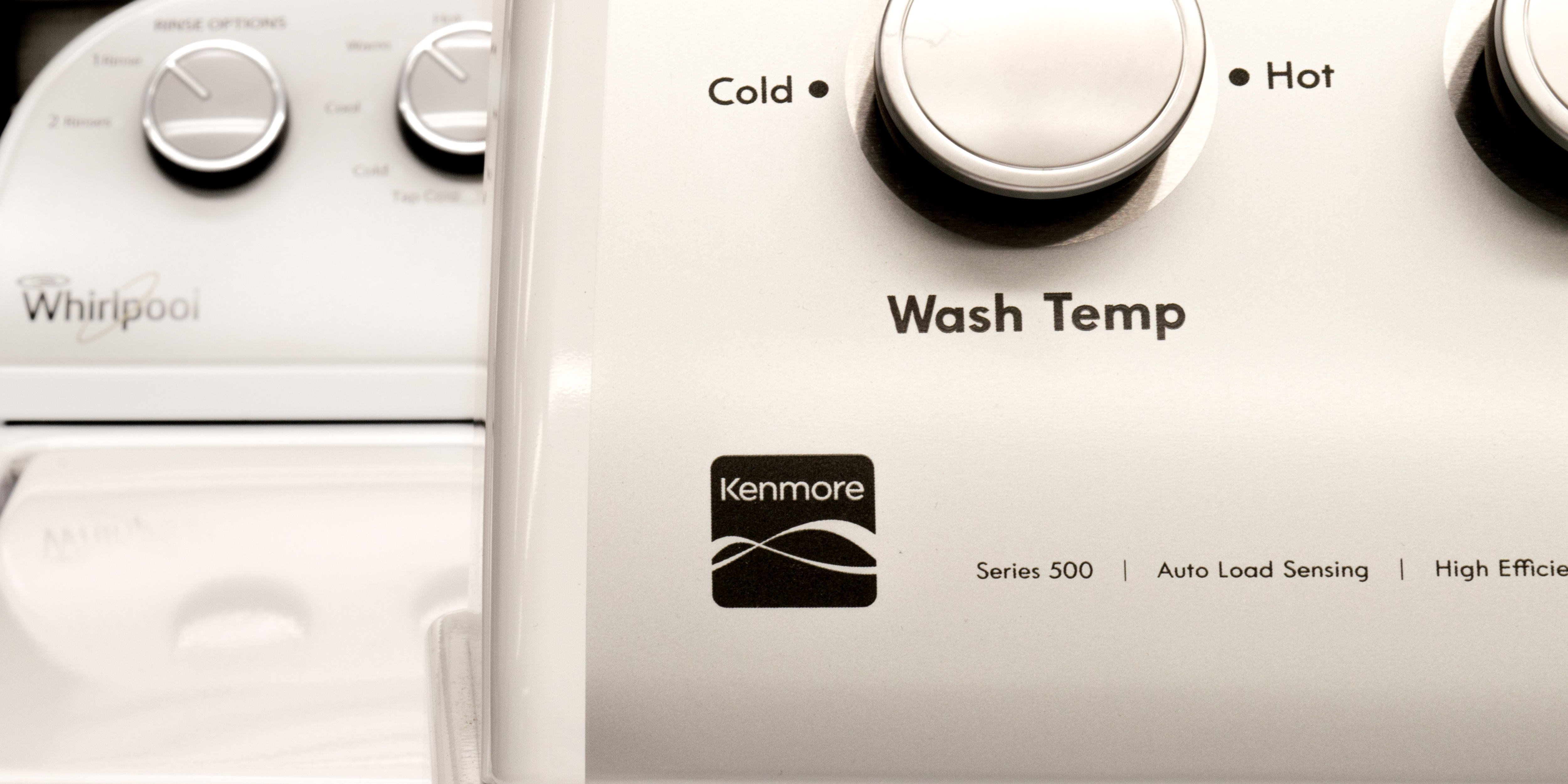 Kenmores are designed and built by other companies. The 25132 has familial resemblance to some Whirlpool washers.
