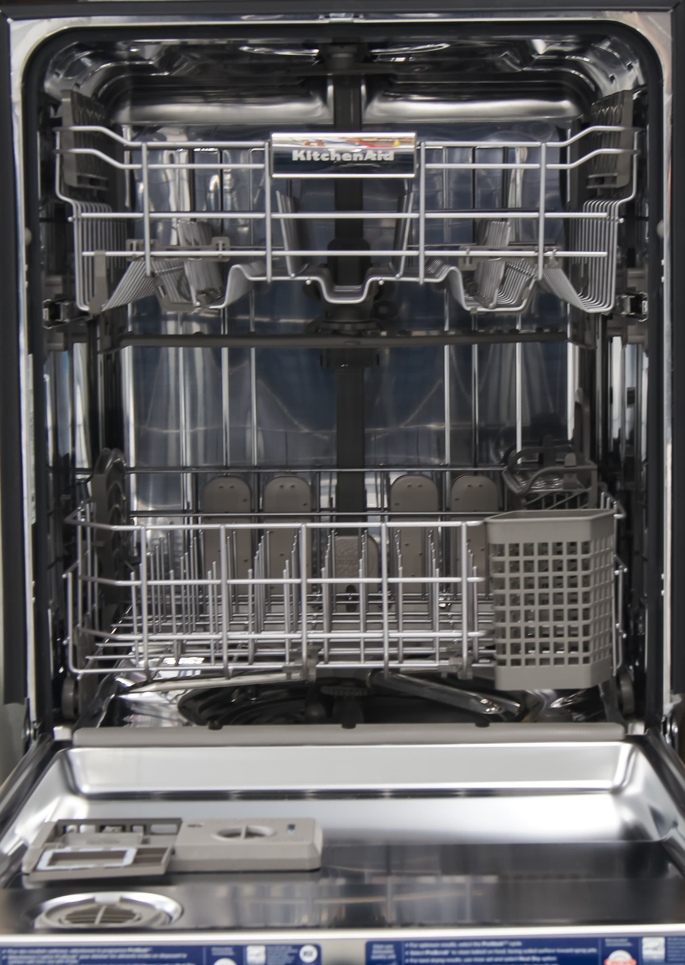 Kitchenaid Architect Series Ii Kdtm354dss Dishwasher