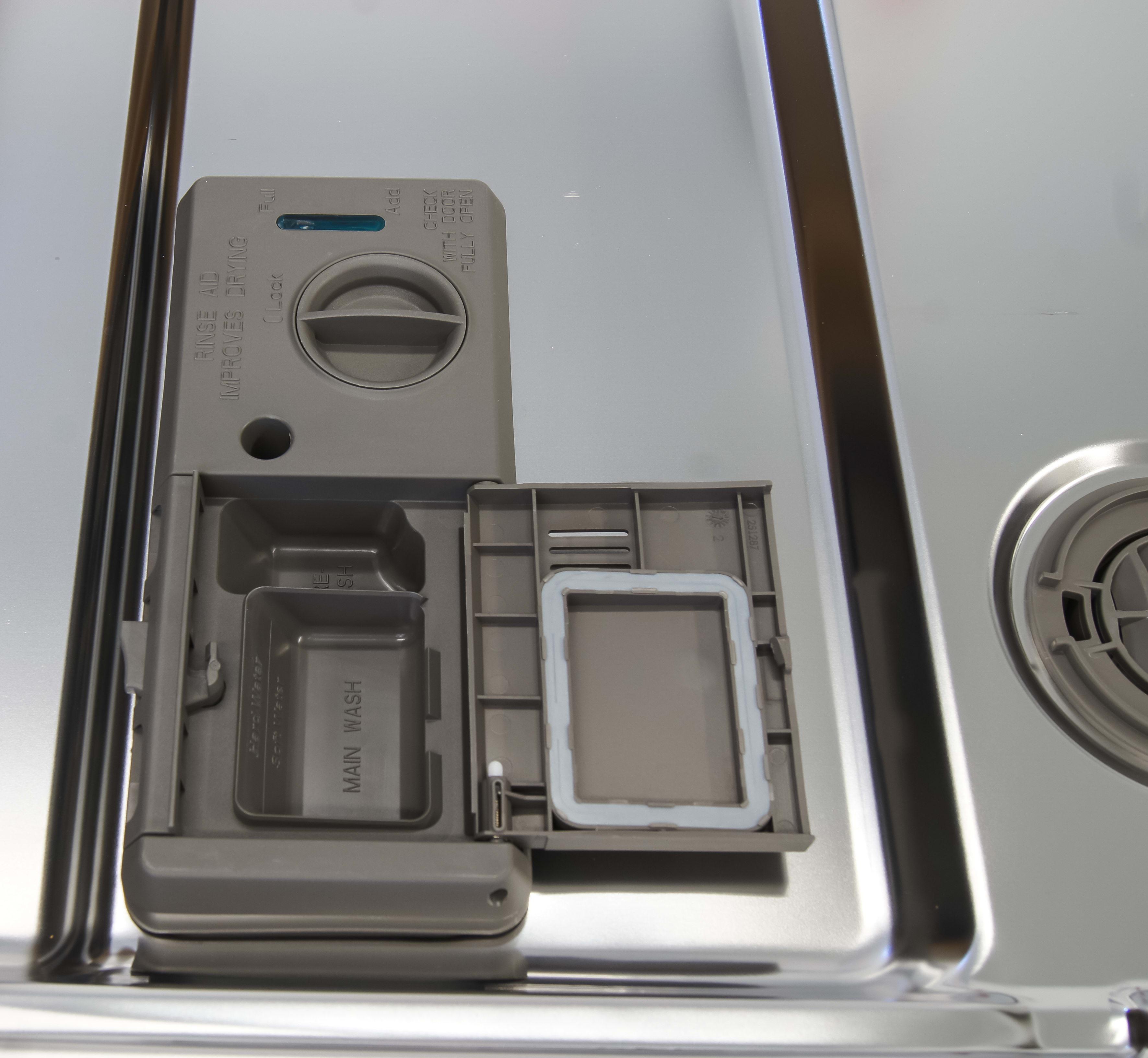KitchenAid KDTM354DSS dispenser