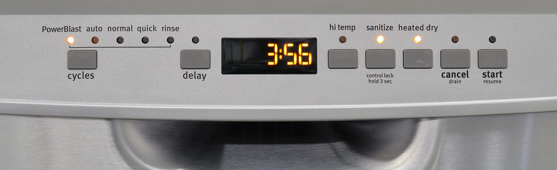 Maytag MDB4949SDM control panel
