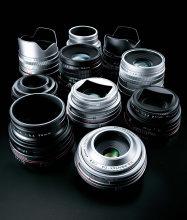 HD PENTAX DA Limited Lens Family