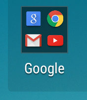 HTC Desire 626 Screenshot