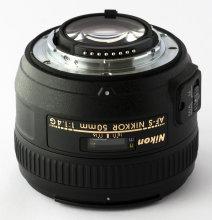 The Nikon F Mount