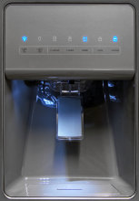 Whirlpool WRS325FDAM Ice & Water Dispenser