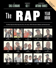 The Rap Year Book (Paperback)
