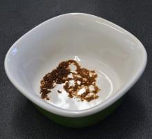 Maytag MDB8969SDM—Burnt Cheese Stain