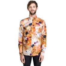 Dirt Pattern Shirt Guy