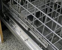 KitchenAid KDTE404DSS—Bottom Rack Rails
