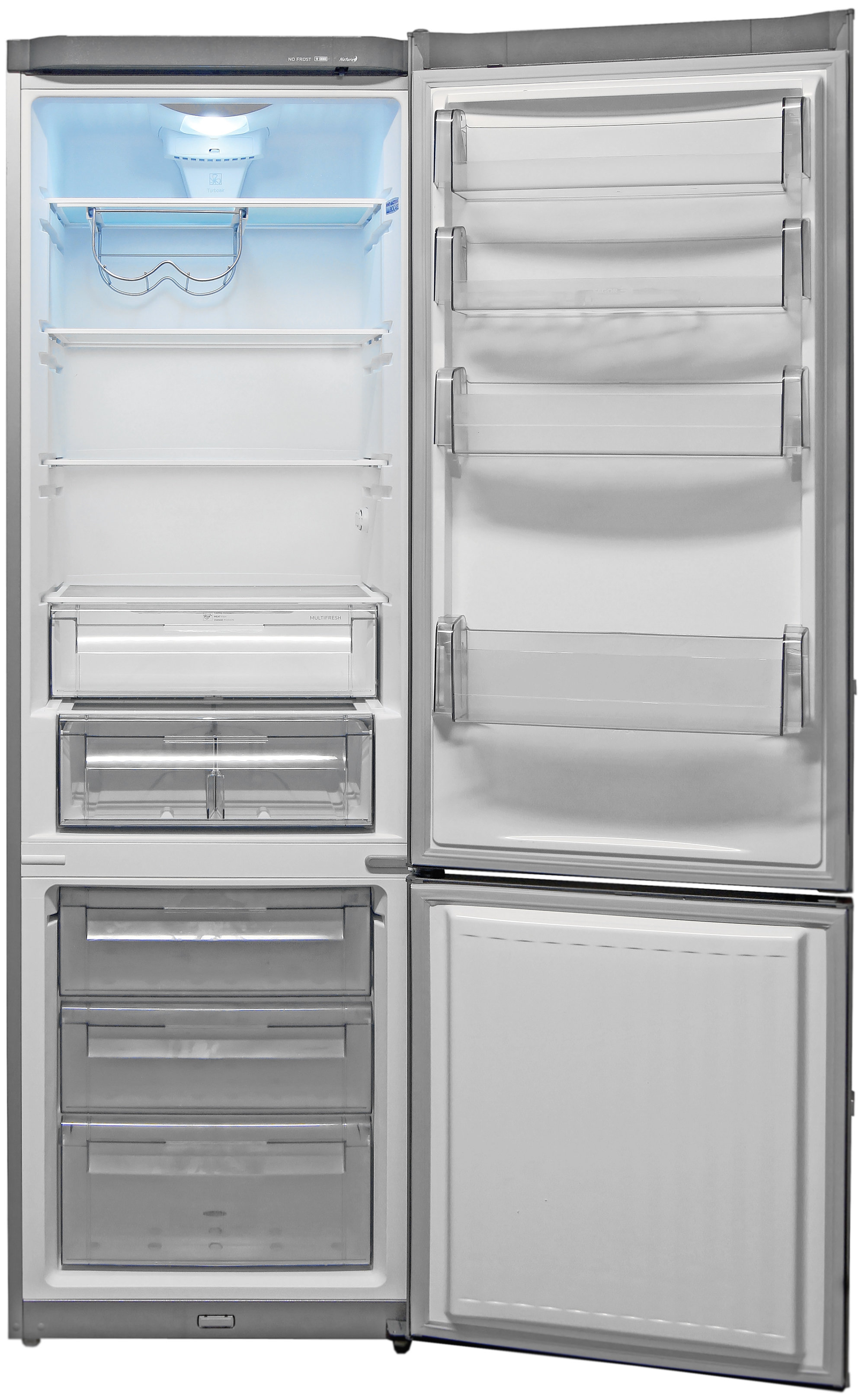 Even with just about 12 cubic feet of advertised space, the Fagor FFJA4845X almost never felt cramped.