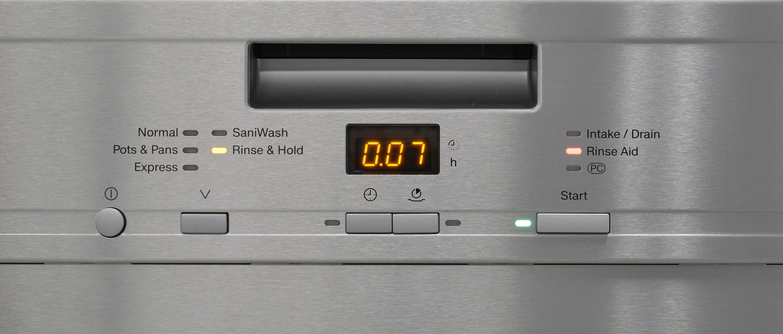 Miele G4925SCU controls