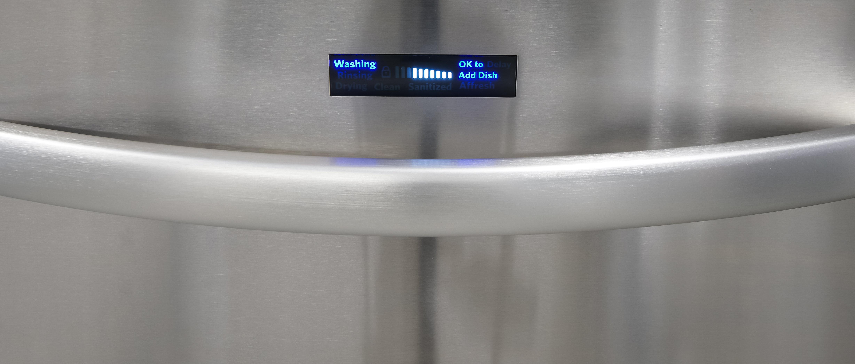 KitchenAid KDTM354DSS LCD screen