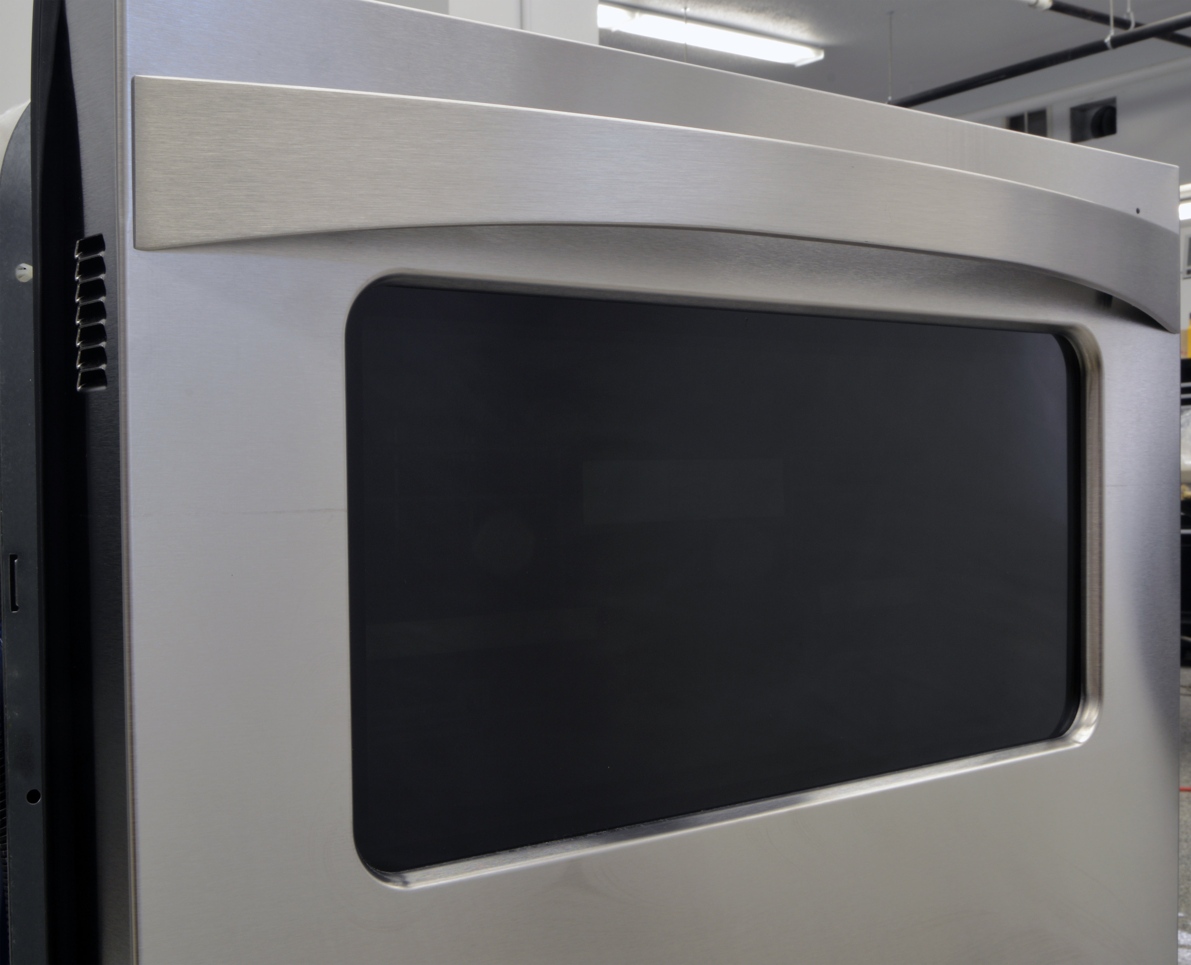 Showing off the Kenmore 14823's window