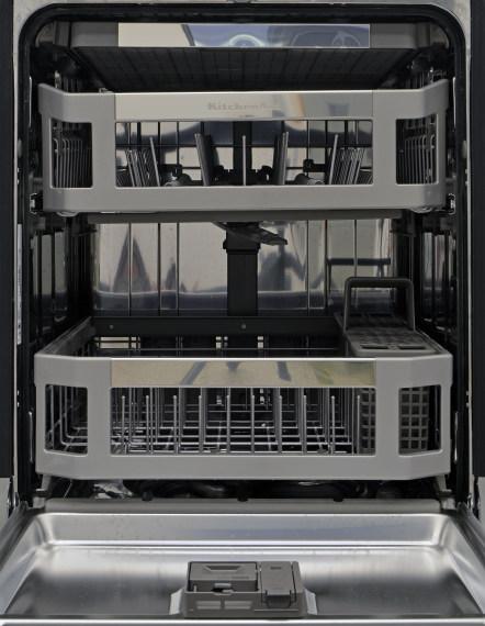 KitchenAid KDTM804ESS Dishwasher Review Reviewedcom Dishwashers