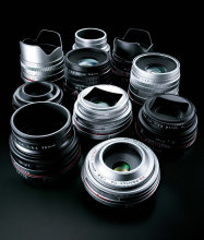 HD PENTAX DA Limited Lens Family