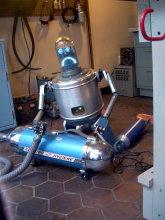 """""""Robot"""" Vacuum"""