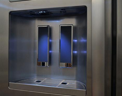 Kitchenaid Refrigerator Ice Dispenser Troubleshooting kitchenaid ksc24c8eyy review - reviewed refrigerators