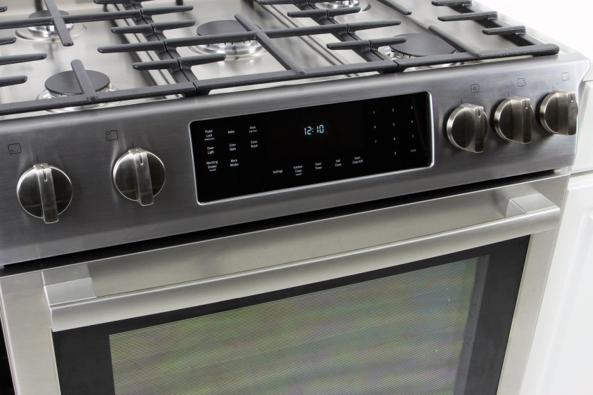 the bosch hgi8054uc slidein gas range credit