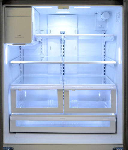 Whirlpool fridge water hookup