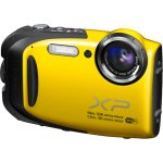 Xp70 yellow front left