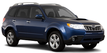 Product Image - 2012 Subaru Forester 2.5XT Touring