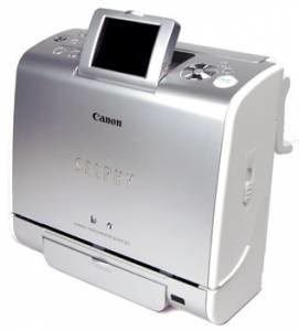 Product Image - Canon Selphy ES1