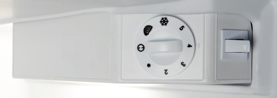 Whirlpool EV200NZBQ Controls