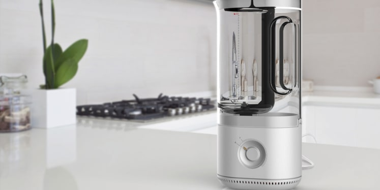 Beautiful Four Kitchen Gadgets In One Easy To Fix Package.