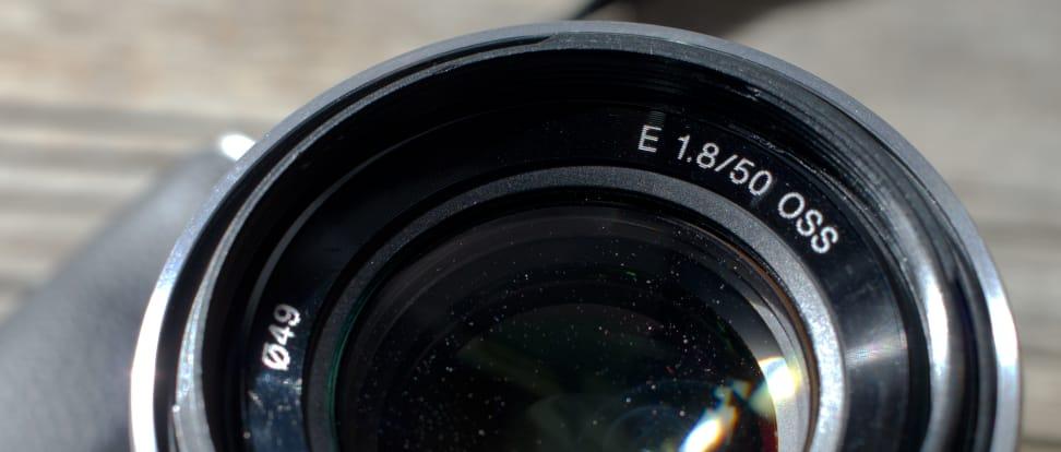 Product Image - Sony E 50mm f/1.8 OSS